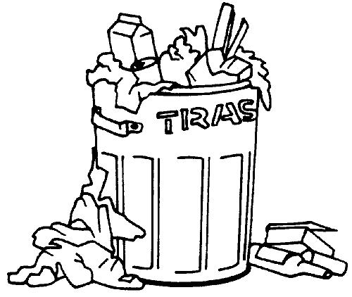 Trash.
