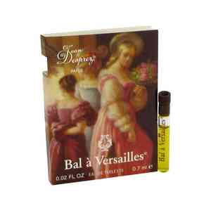 What do you think about MJ's favorito PERFUME, BAL A VERSAILLES?