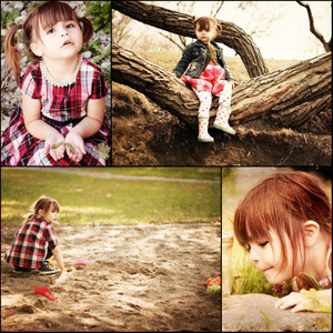 Could this little girl be Renesmee? [Found her on Flickr just see!]