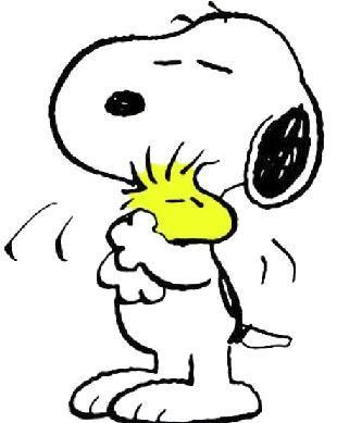 Who's Snoopy's Best friend?