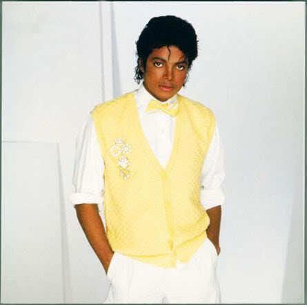 yellow and white!