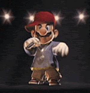 Super Mario, because who dosent like a little Italian plumber that wears overalls and gets high off shrooms and takes on big turtles?
