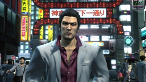 Hard choice I cherish a lot of awesome characters. but my top favorite is Kazuma Kiryu right now. He's an fighter who risks his life protecting the ones he cares about. Cliche, but idc.