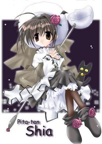 Shia (demon) from Pita-Ten!