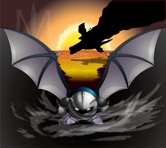 Meta Knight!!!!!!!!!!!