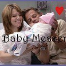 Lindsay Monroe and Danny Messer from CSI:NY. They're still really cute and they have baby Lucy!