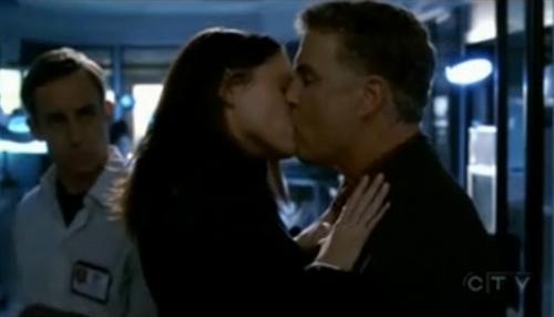 Grissom & Sara (GSR) in CSI