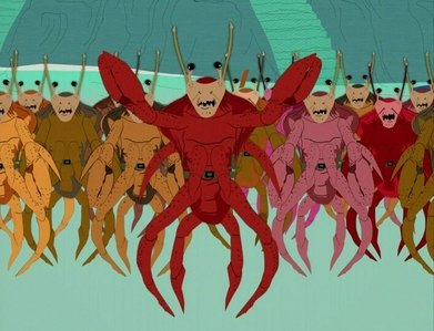 We are...Crab People. kaa People.