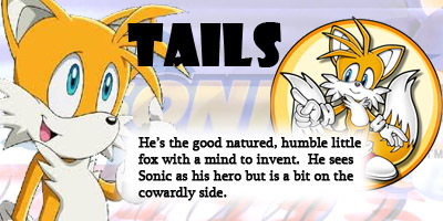 "<A href=""http://www.theotaku.com/quizzes/view/2838/what_sonic-x_character_are_you%3F""><img border=""0"" src=""http://www.theotaku.com/guru_results/2838_Tails.jpg"" alt=""What Sonic-X Character Are You?"" /><br /></a><A href=""http://www.theotaku.com/quizzes/view/2838/what_sonic-x_character_are_you%3F"">What Sonic-X Character Are You?</A><br />Hosted দ্বারা theOtaku.com: <a href=""http://www.theotaku.com"" title=""Anime"">Anime</a> i am tails"