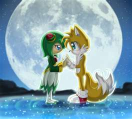 Tails and Cosmo because of these reasons: