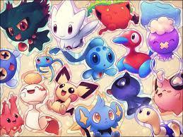 Girl and I like Pokemon!