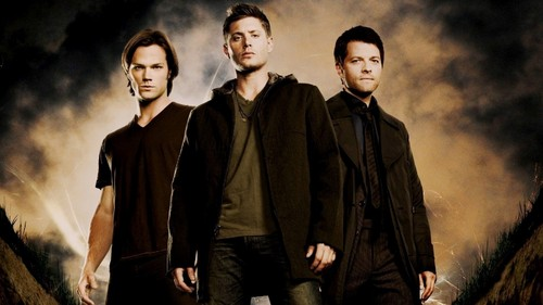 Supernatural! Definitely!