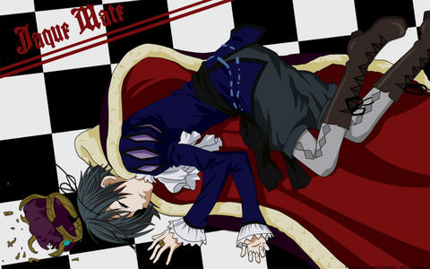 I Fucking hate wewe guyes!! >.<'' All my pretty husbands... ,_, I guess I've only got wewe left, Ciel T_T