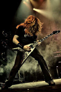MEGADETH and Dave Mustaine!!(♥‿♥) All the way!! ᶫᵒᵛᵉᵧₒᵤ ღ