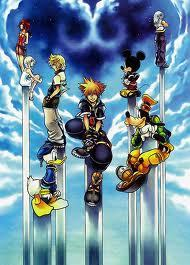 Kingdom Hearts :D