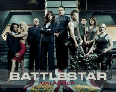 Right now: Battlestar Galactica :D