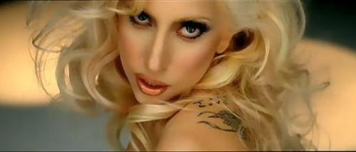 Lady Gaga. Michael Jackson was one of Lady Gaga's infulences