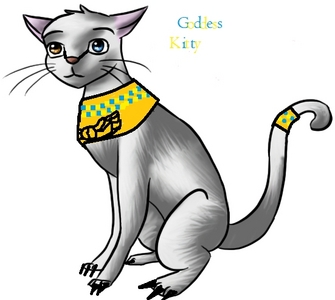 i believe in the Egyptian gods and also starclan. (starclan is cat ancestors...)