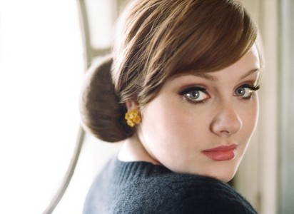 Adele!!...cuz she's amaZin' singer and I l'amour her songs!! :D