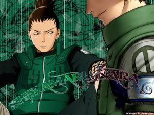 I have weird taste in men. I go for da nerds! I amor you shikamaru Nara!