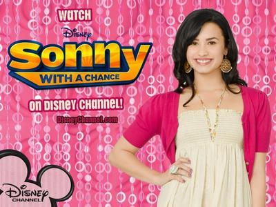My nickname is Sonny Munroe like on Sonny With a Chance. My Friends and some of my family callls me Sonny Munroe.