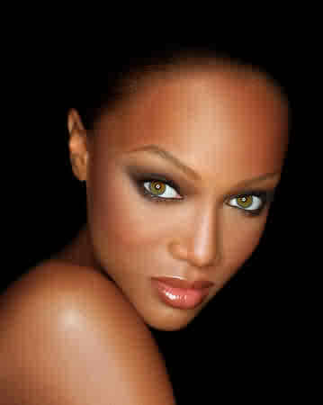 Tyra Banks in a way <3