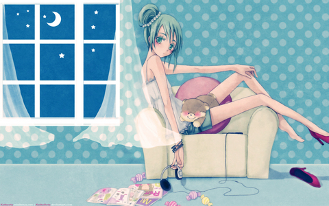 May 19.....the rest you'll have to find out for your self...heh heh. (Miku Hatsune time!)