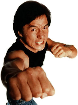 April 7th and Im proud to say, I was born on Jackie Chan's Birthday :D now i think thats awesome!