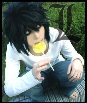 it really looks like 엘 lol! i really dont like cosplay but this is the first pic i've ever liked most ppl look stupid dressing up like a 아니메 charaters....V_V awesome!!...i find this person 2 Be hot xD