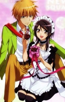 -Kaichou wa maid-sama (In picture) -Clannad Hope I helped x3