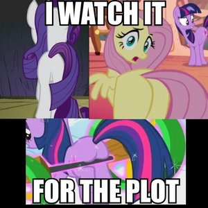 Not the ponies... (He lied through his teeth.)