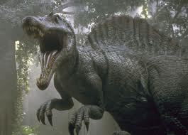 Spinosaurus is also the best for me.