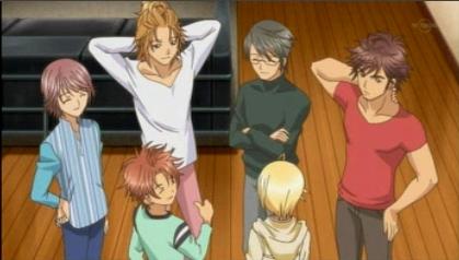 Yeah Kukai! He has a lot of brothers! :D