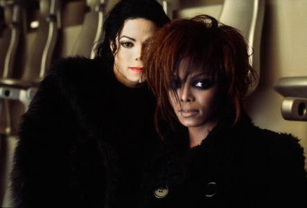 JANET AND MJ OMG GREAT SINGERZ OF ALL TIME... LIKE BROTHER LIKE SISTER