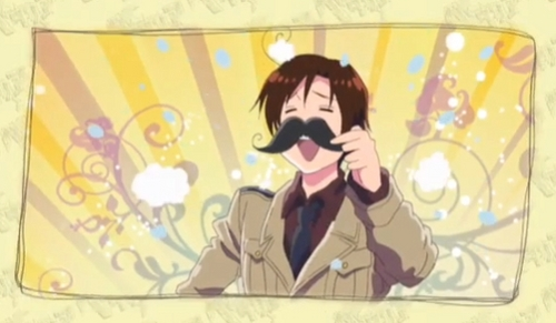 Romano, from Hetalia! :D Though it'll probably change soon, so here's the picture so you all can see what it was when i answered the tanong xD
