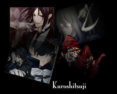 [b]1.Kuroshitsuji and FMA :D