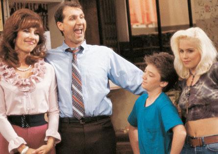 """Married With Children! """"Damn wife, damn kids, damn job..."""""""