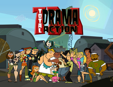Total drama island または H2O sorry I only have seson 2 in my pics.