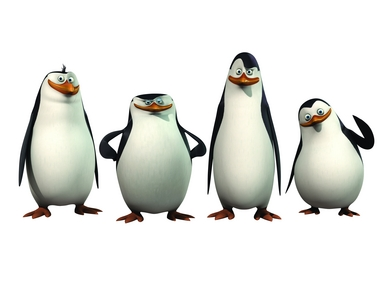 The Penguins Of Madigascar!!!