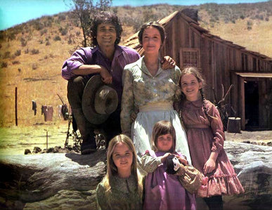 Little House on the Prairie. It's an old 表示する but the best :D.
