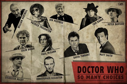 Doctor Who. <3