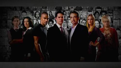 Criminal Minds of course :D