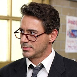 "Like everyone I saw ""Iron Man"" and my interest started to pique however the one that really got me into him was ""Charlie Bartlett"" as Principal Nathan Gardner. Yum! Wish he was my principal."