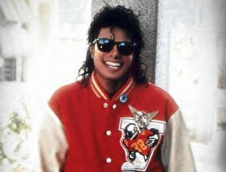 What Do You Think Of Michael Jackson Bad Era Look?