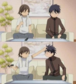 Hiro and Nowaki.