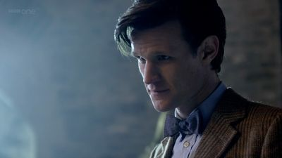 Matt Smith from Doctor Who c;