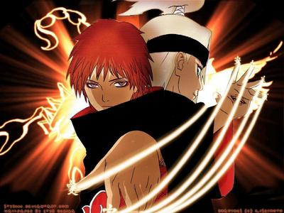 Sasori and Deidara my 2 fav Аниме characters after Shadow Prove of course:D