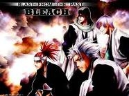 Bleach is good, but I don't know if high school people will like fighting....