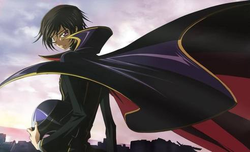 Well, I only know one person with the name Zero that I've seen in anime.. And thats Lelouch!! His code name is Zero and stuffs.. So yeah. :]