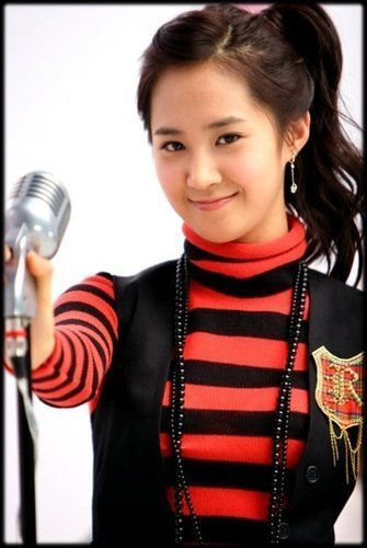 Yuri is cute too! :D but Sunny is still the cutest for me~
